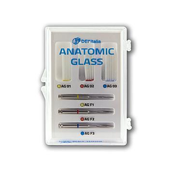 DEI®Anatomic Glass Kit