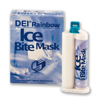 DEI® Rainbow Ice Bite Mask